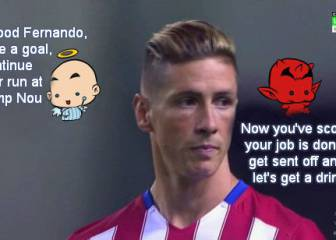 Torres: Hero to zero in the best of Barça-Atleti memes