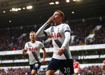 Spurs still in hunt, Foxes stay on course; Reds see off Stoke