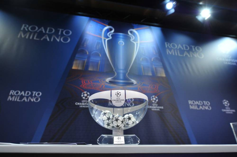 Champions League This Friday 11 30 Cest The Semi Final Draw
