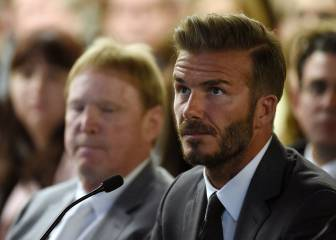 Becks takes a gamble on the NFL