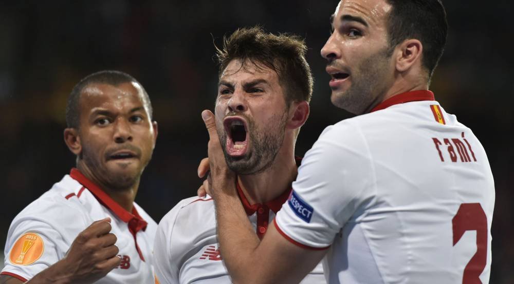 Liverpool vs Sevilla 2016 Europa League final - AS.com 1e6ef91c9ed74