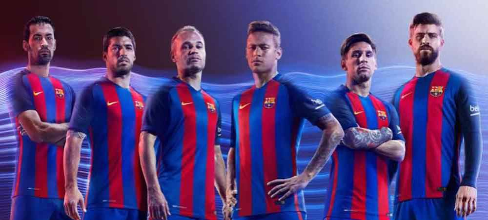 ee579a5062f A look at Barcelona s home jersey ahead of 2016-17