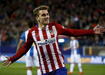Antoine Griezmann agrees new Atlético Madrid contract