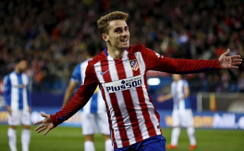 Griezmann ha renovado con el Atlético de Madrid hasta 2021. 2a29c2131