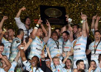 Racing 92 clinch first Top 14 title in 26 years at Camp Nou