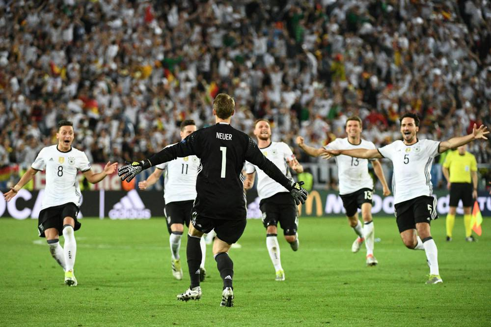 ca1dc304107 Euro 2016 | Germany vs Italy: Result, match report, minute by minute -  AS.com