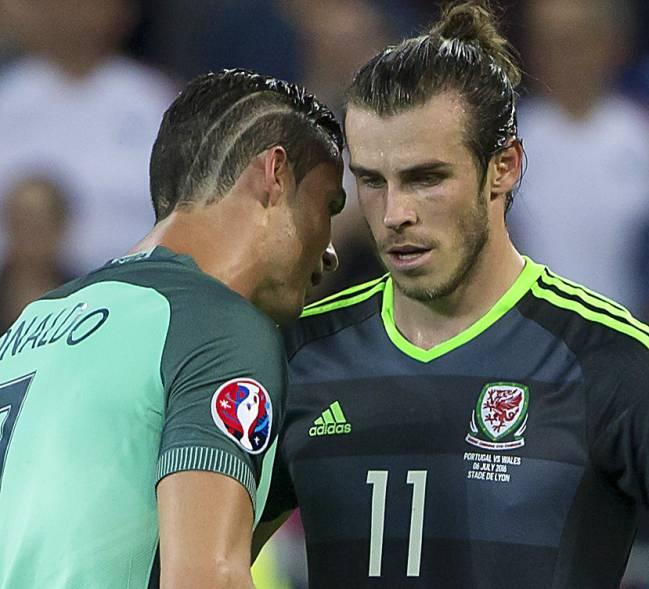 Wales Star Slams Ronaldo After Euro Exit