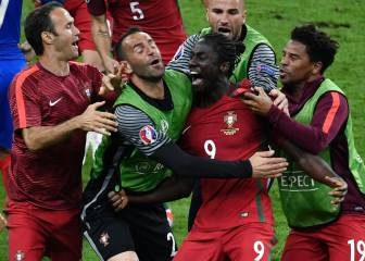 Eder the man for Portugal