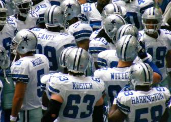 Dallas Cowboys oust Real Madrid in 2016 Forbes Rich List