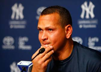 Yankees terminate record hitter Alex Rodriguez's contract