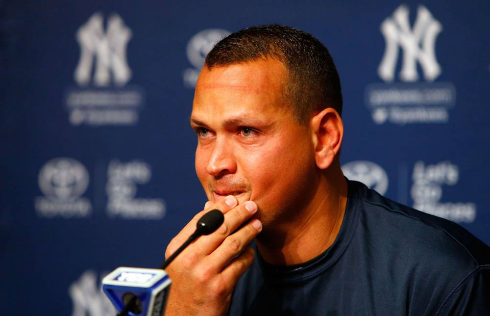 Yankees announce Sunday morning news conference with Alex Rodriguez
