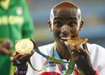 Rio round-up: Farah's double double and Neymar lifts nation