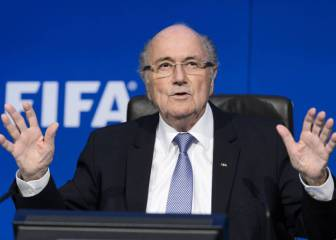 Blatter launches final appeal: