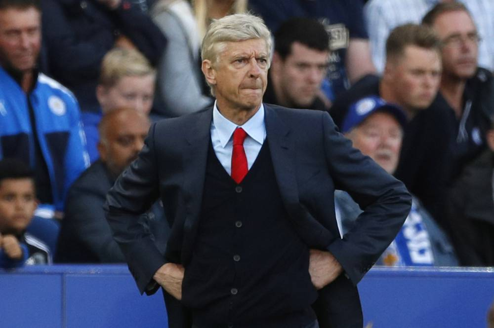 Arsene Wenger Admits Shkodran Mustafi And Lucas Perez Deals Are Close