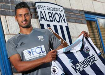 West Brom confirm record deal for Spurs winger Nacer Chadli