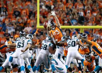 Broncos edge Panthers in thrilling NFL opener