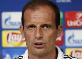 Allegri's focus is on Sevilla not Champions League title