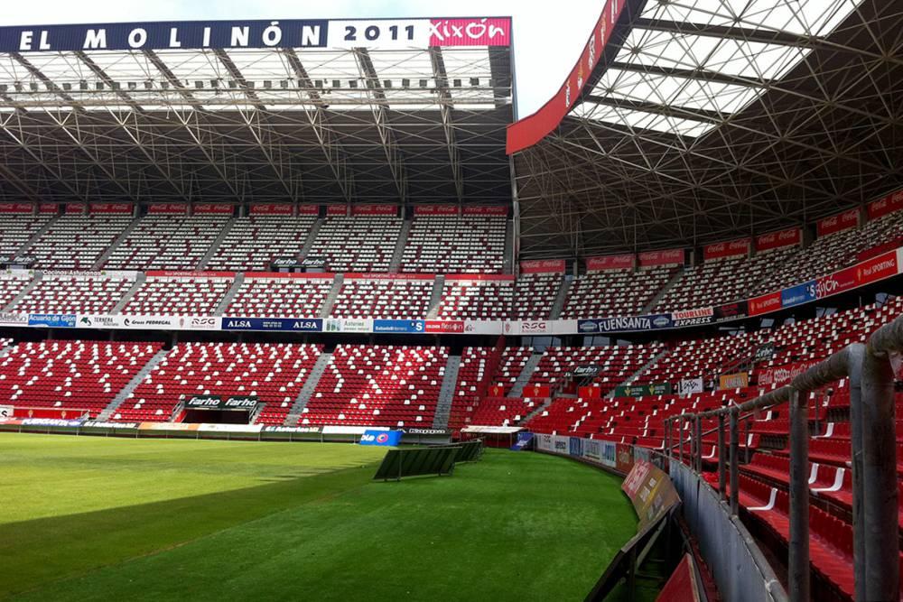 How and where can i watch sporting gij n barcelona - Fotos del sporting de gijon ...