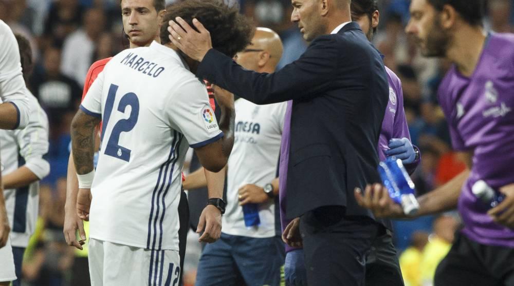 All is well between Ronaldo and Zidane