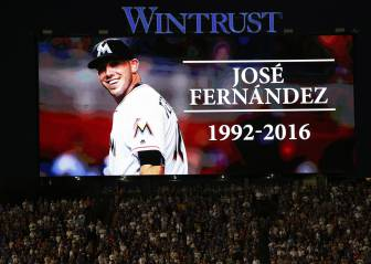 Marlins pitcher José Fernández dies in boating accident