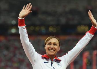 Jessica Ennis-Hill retires from athletics at the top