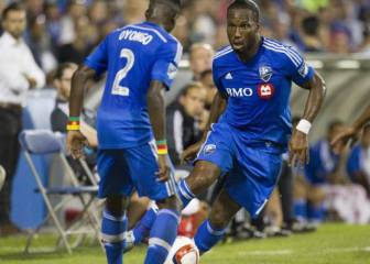 Montreal make the peace with Drogba over team list snub