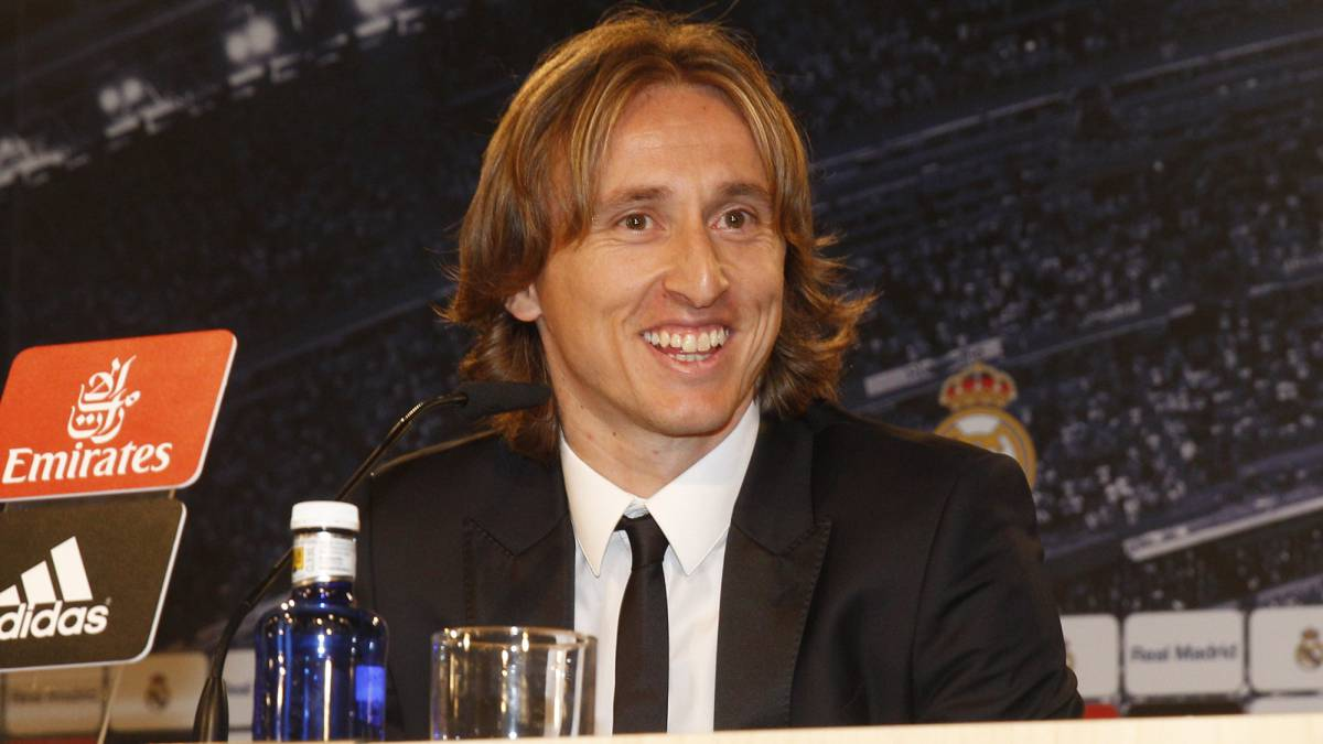 "Modric: ""I never doubted that I would triumph at Real Madrid"""