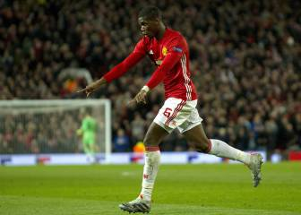 Pogba purrs as Man United trounce Fenerbahce