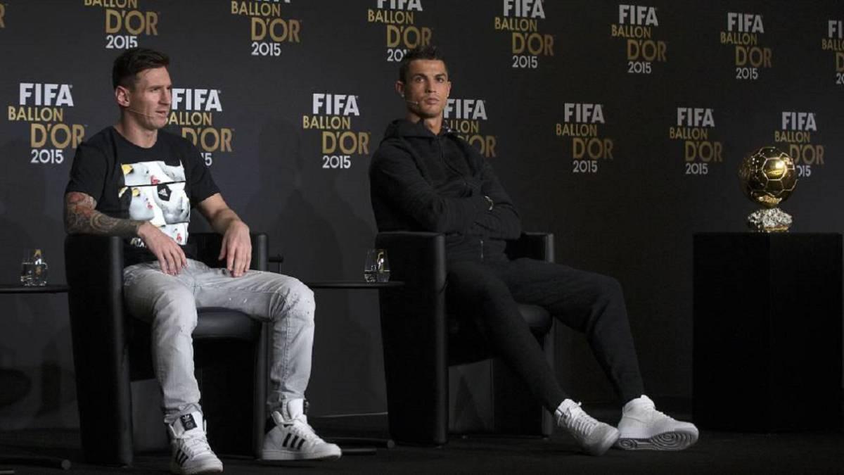 Ballon DOr 30 Player Shortlist Revealed Ronaldo Messi Neymar Bale