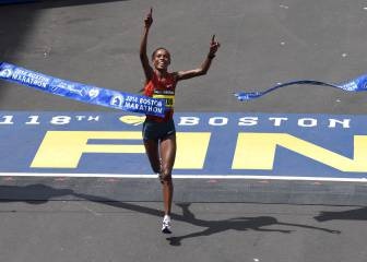 Rita Jeptoo stripped of Boston win as CAS doubles doping ban