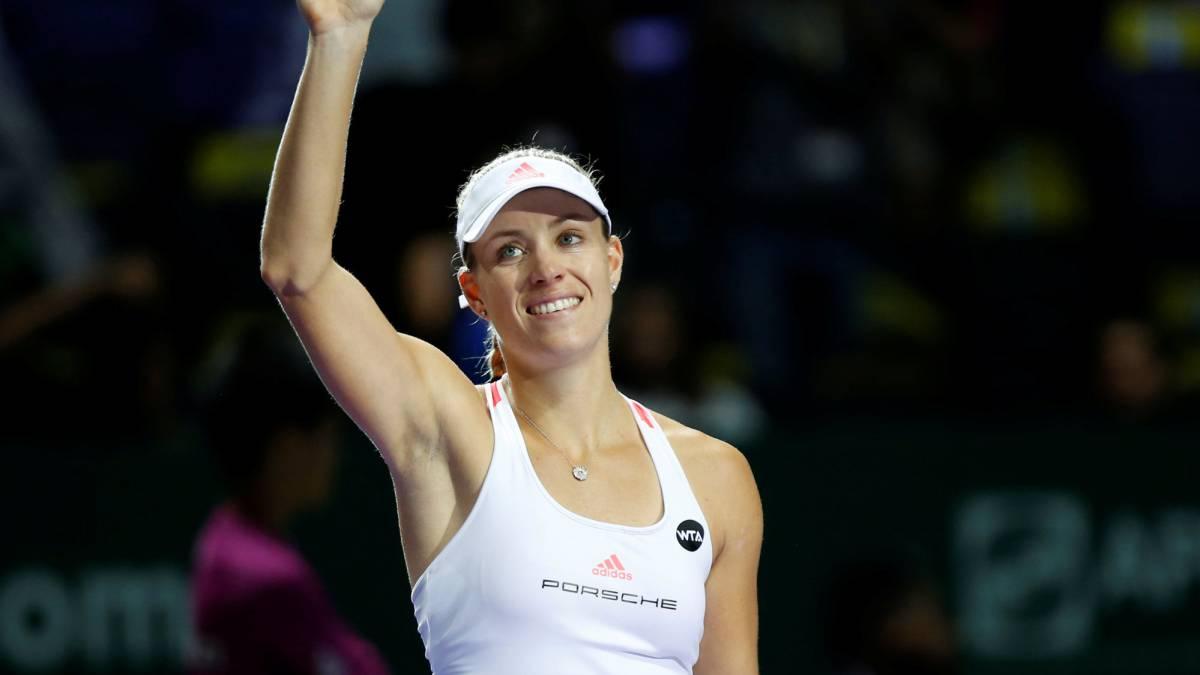 WTA Finals: Kerber, Cibulkova reach semi