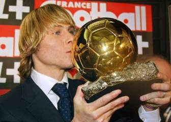 In Images: The last 25 winners of the Ballon d\'Or