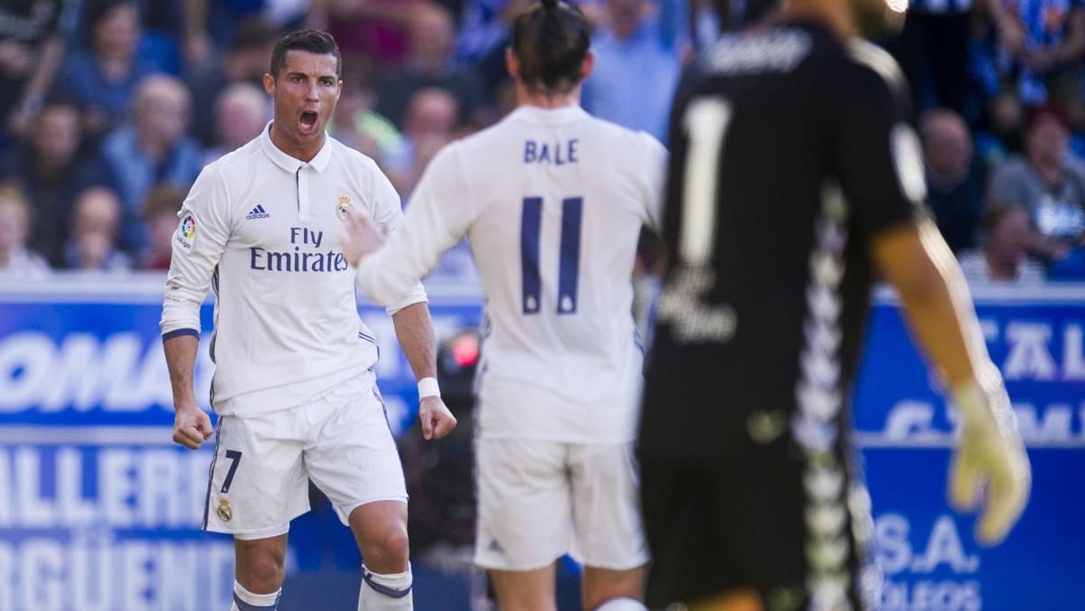Alaves 1 4 Real Madrid Laliga Santander Match Report