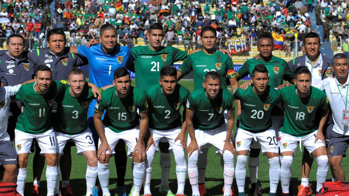 10e1289d7 Bolivia sanction sees Argentina drop out of WC play-off place