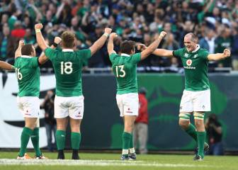 How Twitter reacted to Ireland's historic win over New Zealand