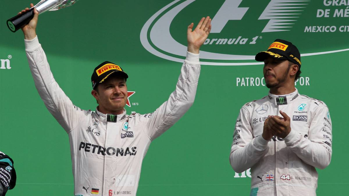 Rosberg fastest in Brazil final practice ahead of qualifying