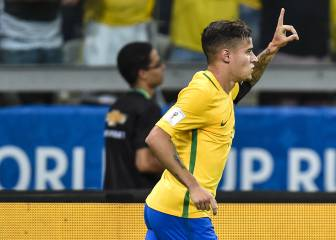 Player reaction: Coutinho, Fernandinho and Gabriel Jesus