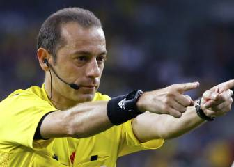 Cuneyt Cakir: Info on the referee for England versus Scotland