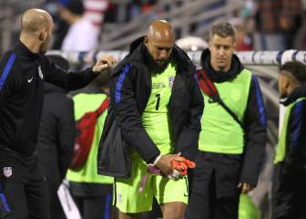 Tim Howard faces surgery after season-ending injury