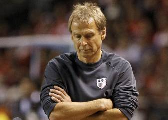 Klinsmann sacked from USA coaching post