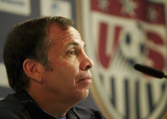 Bruce Arena returns to USA fold with World Cup at stake