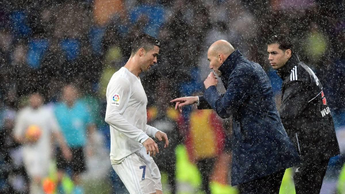 fbdba1981e1 Spirited Sporting denied in Madrid by Ronaldo double - AS.com
