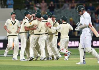 Australia exert grip on third test against South Africa