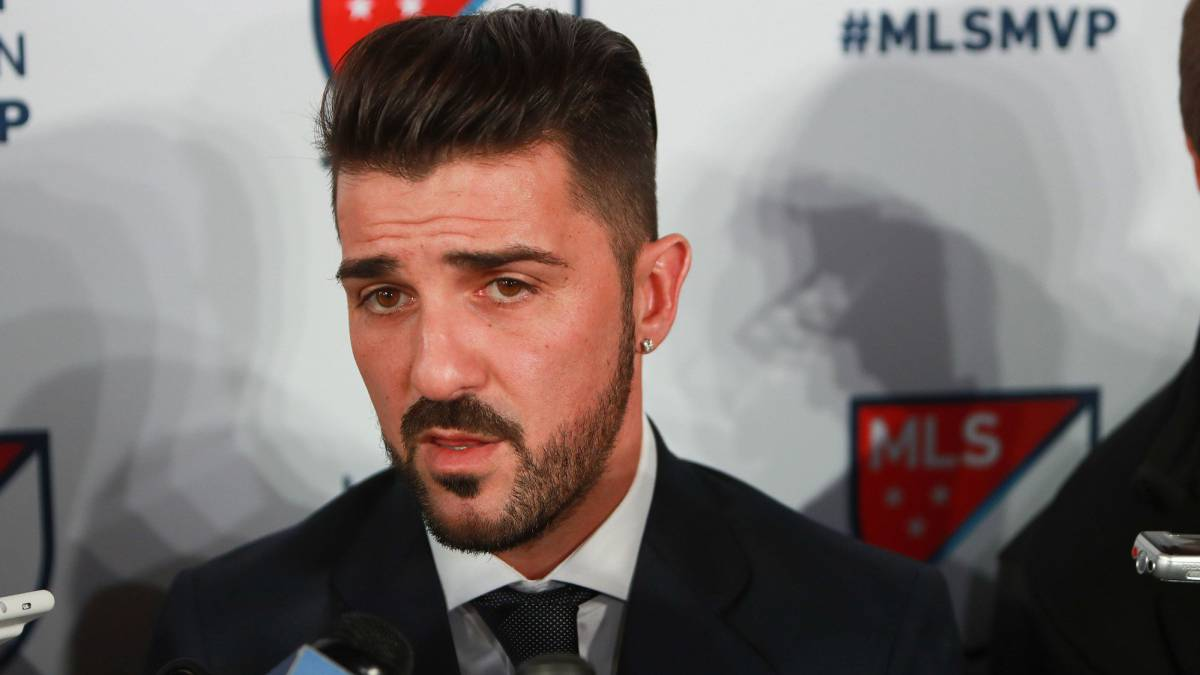 MLS MVP Villa has no interest in Premier League move