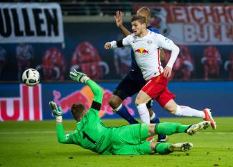 Leipzig's Werner turns to psychologist for boo treatment
