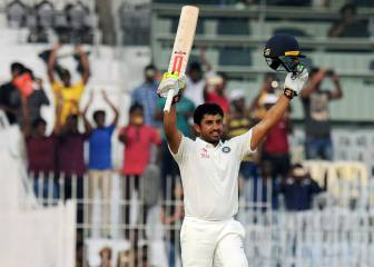 Nair smashes triple century as India rack up record test score
