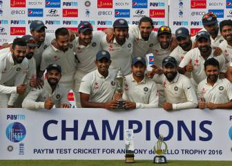Jadeja spins England out for a 4-0 series win for India