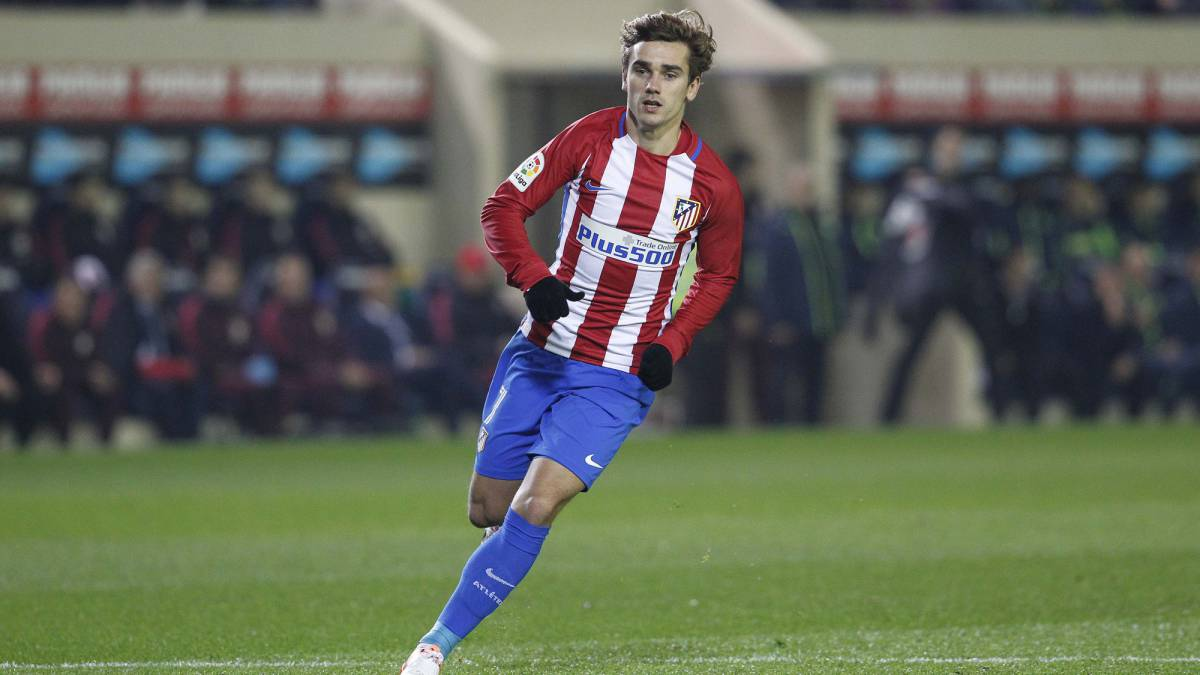 Atletico Madrid's Antoine Griezmann has no interest in joining Arsenal