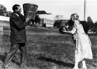 Happy Birthday basketball as the sport turns 125 years old