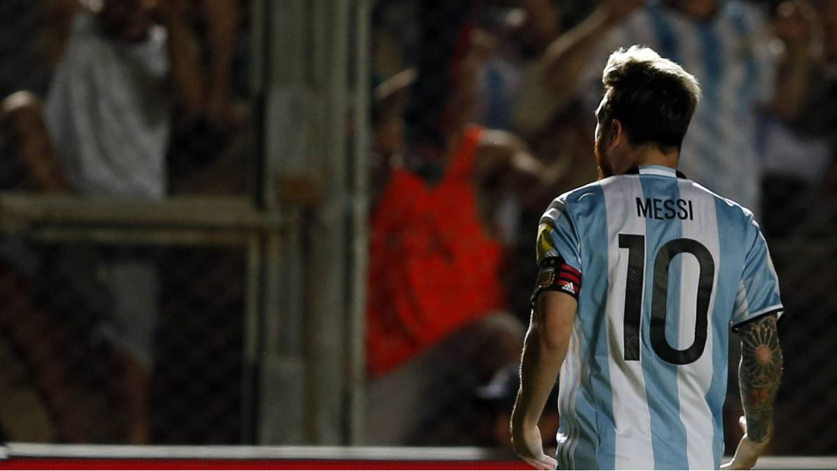 Argentina End 2016 Atop Of FIFA Rankings